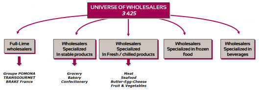 The world of wholesalers